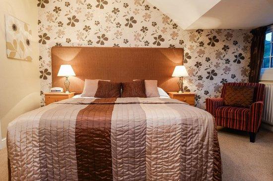 The Glenburn Hotel & Restaurant: Room 17 Superior King