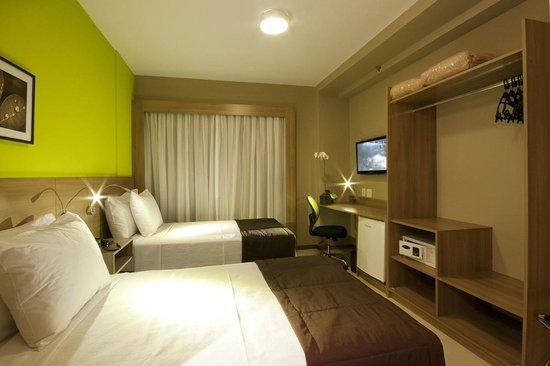 Comfort Hotel Sertaozinho : Twin
