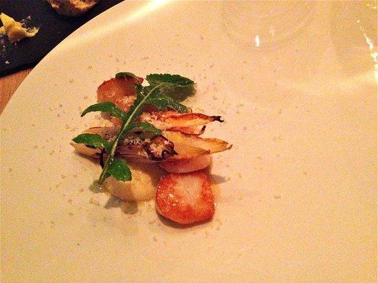 Aniar Restaurant: Scallops
