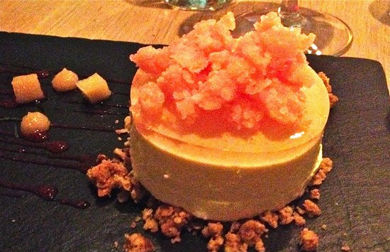 Aniar Restaurant: Quince