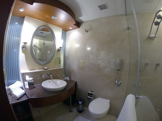 Vivanta by Taj - M G Road, Bangalore: Bathroom
