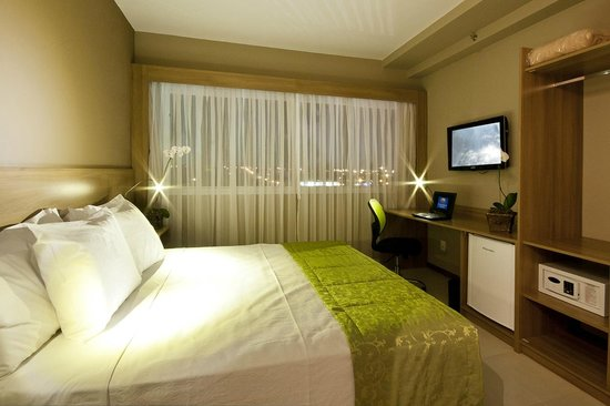 Comfort Hotel Sertaozinho : Queen