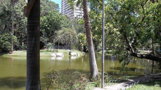 Campo De Sao Bento : Lago.
