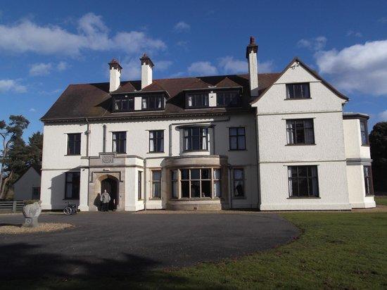 Sutton Hoo: Edith Pretty's House - Tranmer House