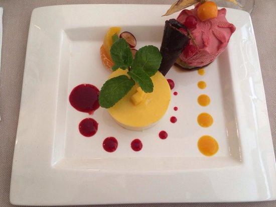L'Entrecôte Couronnée : Au top les desserts