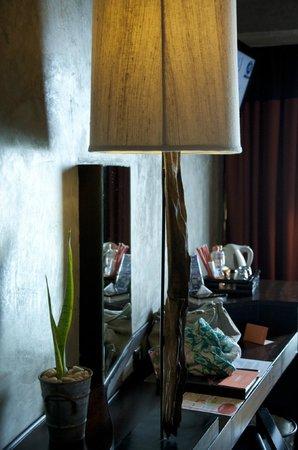 Siam@Siam Design Hotel Bangkok: camera suite