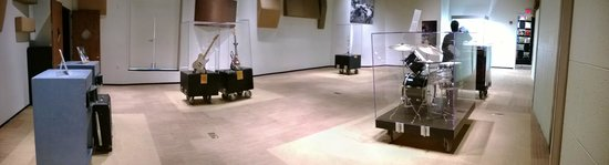 Stax Museum of American Soul Music : Sala strumenti
