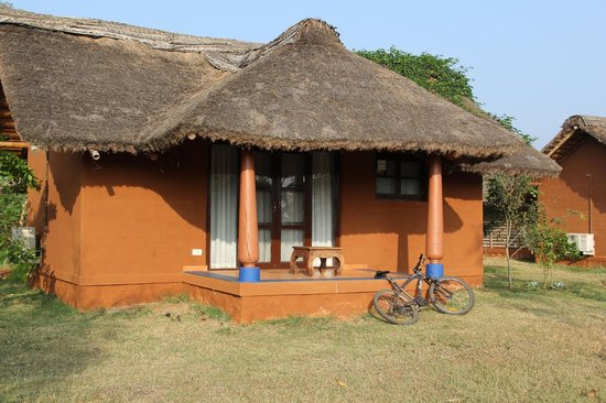 Red Earth, Kabini : The cottages