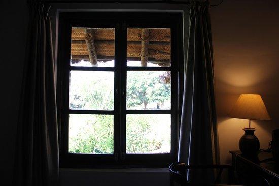 Red Earth, Kabini : Bedroom Window