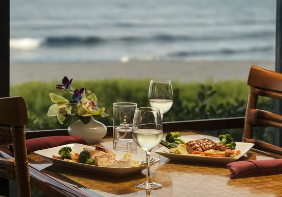 Highland Beach, FL: Oceanside Dining