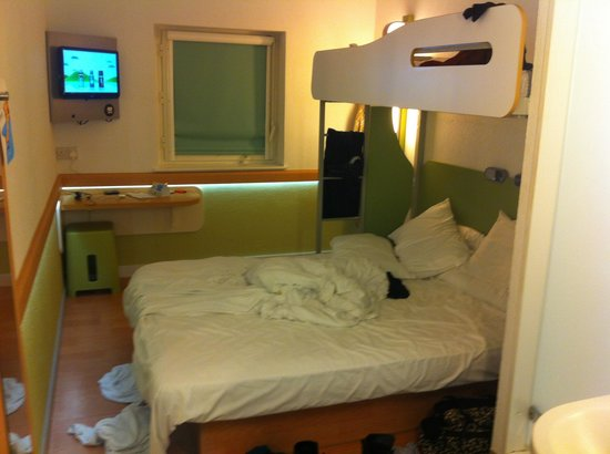 Ibis Hotel Salford Quays Manchester