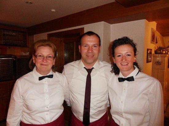 Gasthaus Rebstock: Tolles Team im Rebstock
