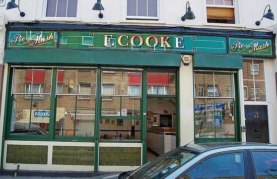 F Cooke