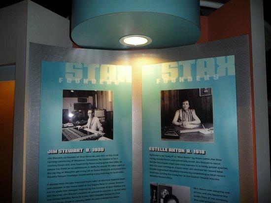 Stax Museum of American Soul Music: I fondatori