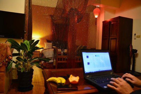 Jingyuanxiuxian Hostel: 房間