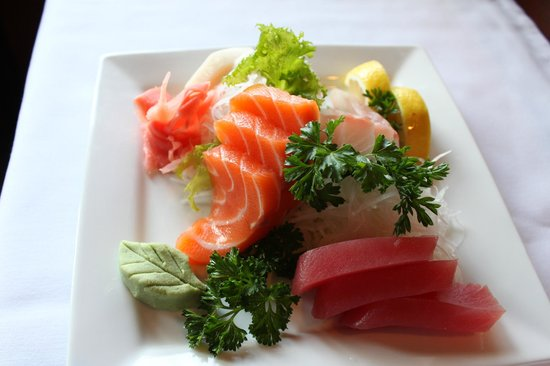 Mikado Japanese Steak House and Sushi Bar: SASHIMI
