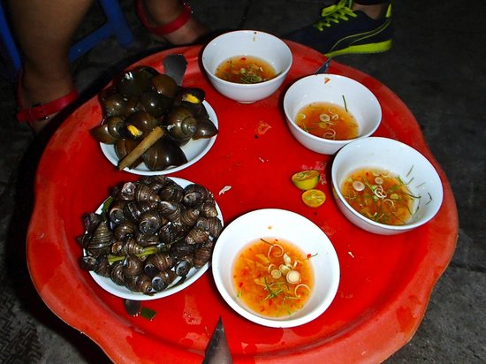 Vietnam Awesome Travel: Snails