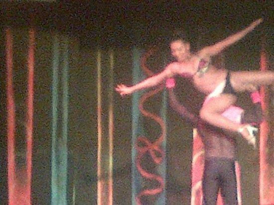 Decameron Los Cocos : muy buenos bailarines yo les doy un 10