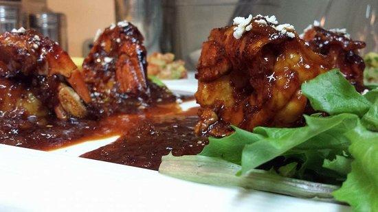 Armando's Mexican Cuisine : Camarones a la diabla