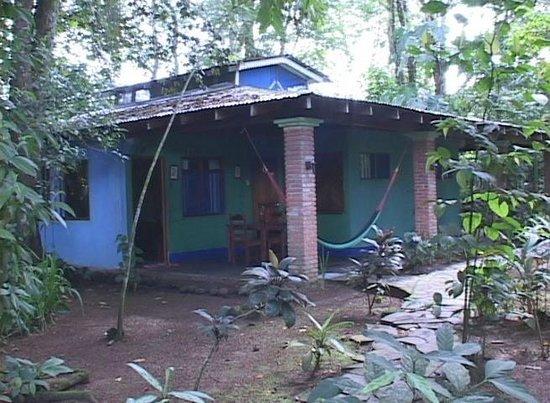 Posada Andrea Cristina: Nice roomey little cabins