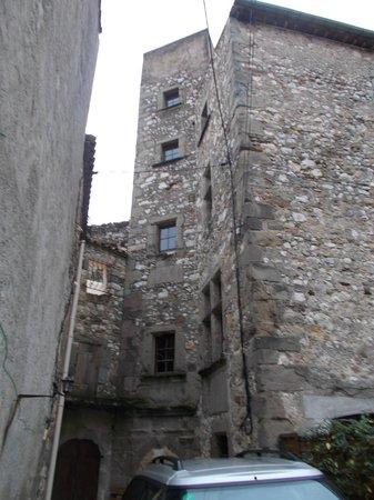 La Tour : Outside of the building