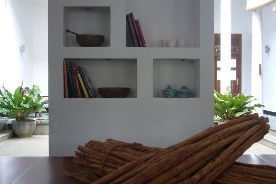 Niyagama House: Dekoration