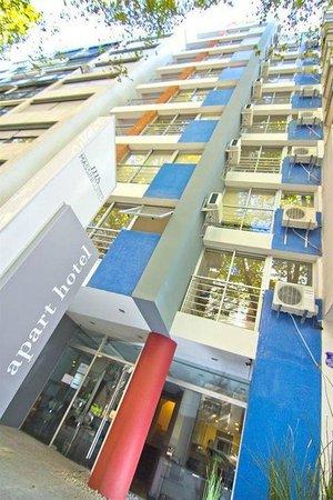 Massini Suites : Vista do Hotel