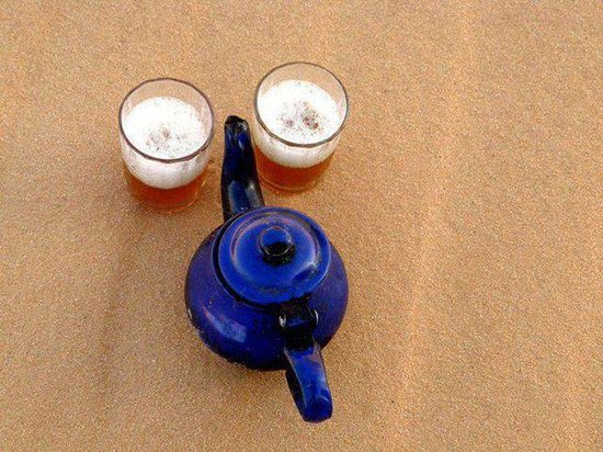 Anyas Travel: berber tea