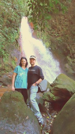 Go Tours Costa Rica - Day Tours: Michelle and Jason - Beautiful tour!
