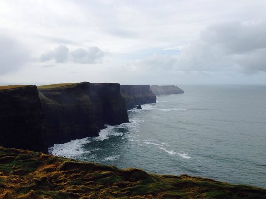 Galway Tour Company : The Cliffs