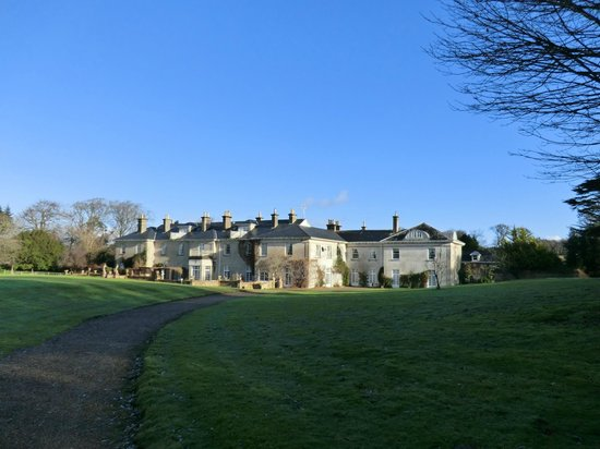 Dunbrody Country House Hotel: View from my walk