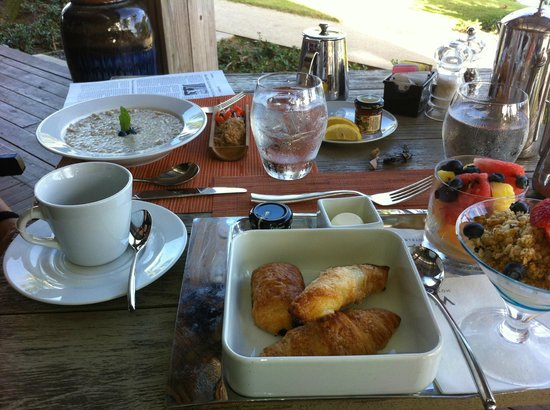W Vieques Island : The continental breakfast is huge