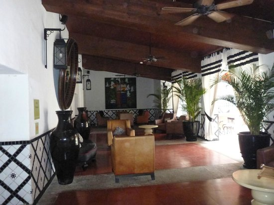 Club Med Ixtapa Pacific: Reception
