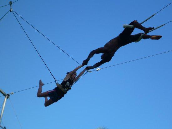 Club Med Ixtapa Pacific: Trapeze