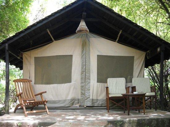 Sarova Mara Game Camp: Tent s