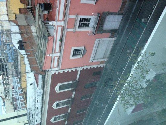 NH Puebla: Desde mi habitación