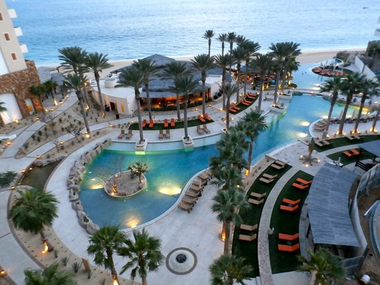Grand Solmar Land's End Resort & Spa: x