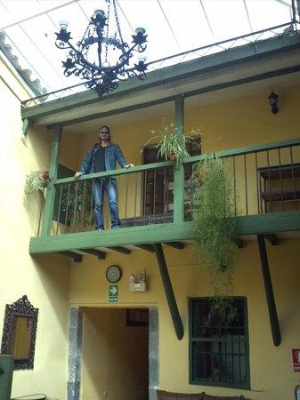Hostal Mallqui: Lugar aconchegante