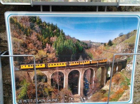 Le Train Jaune: Train Jaune