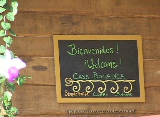 Casa Botania: You are bound to feel welcome here!