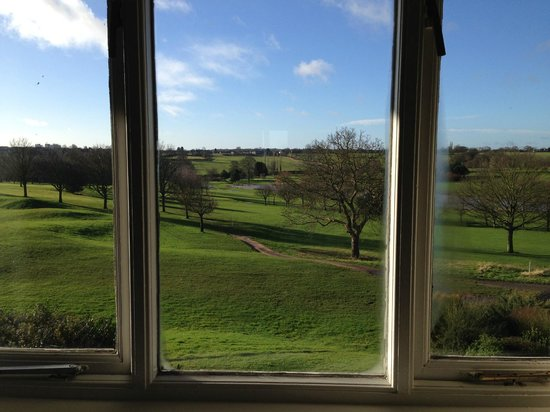 BEST WESTERN PLUS Coventry Windmill Village Hotel Golf & Spa: view from room 203