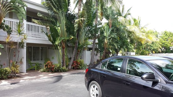 The Inn at Key West: My suite