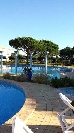 Quinta Pedra dos Bicos: piscina