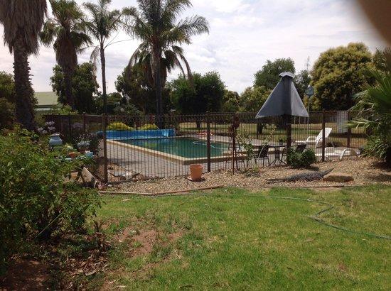 Berrigan Motel: Guest pool