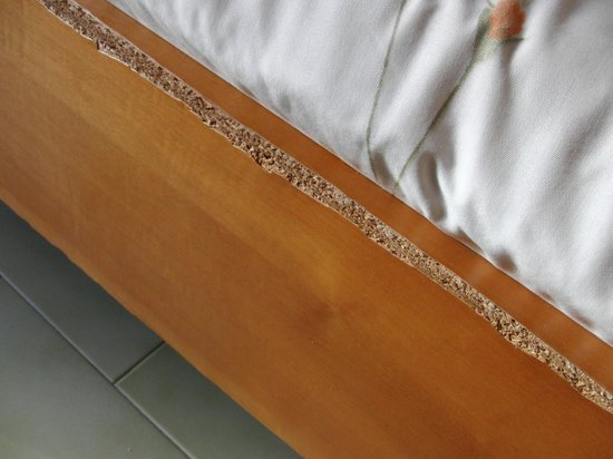 SBH Jandía Resort: avskavd säng