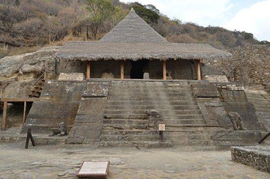 Templo Caucalli : The Temple
