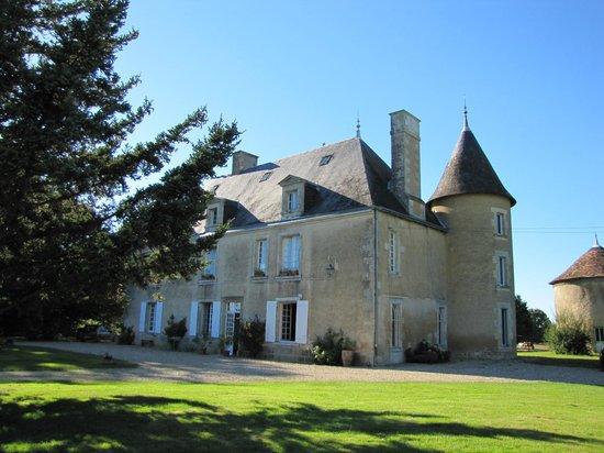 Château de Boiscoursier : Chateau de Boiscoursier