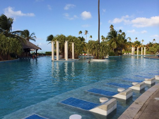 Gran Melia Golf Resort Puerto Rico: The gorgeous pool