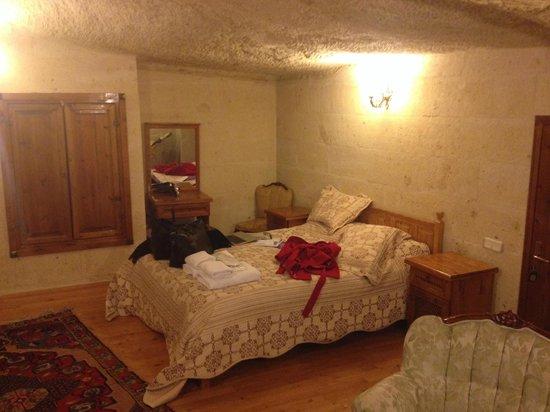 Arif Cave Hotel : quarto