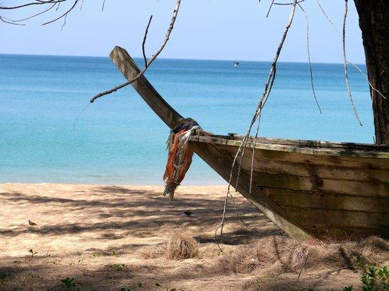 SALA Phuket Resort & Spa : Beach View